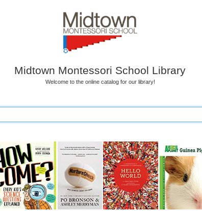 MMS Online Catalog  Browse our collection, place a hold, or ask a question.