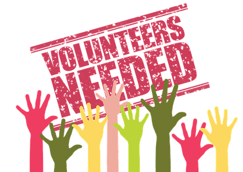 Library Volunteer Sign Up