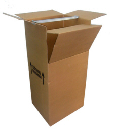 refridgerator box