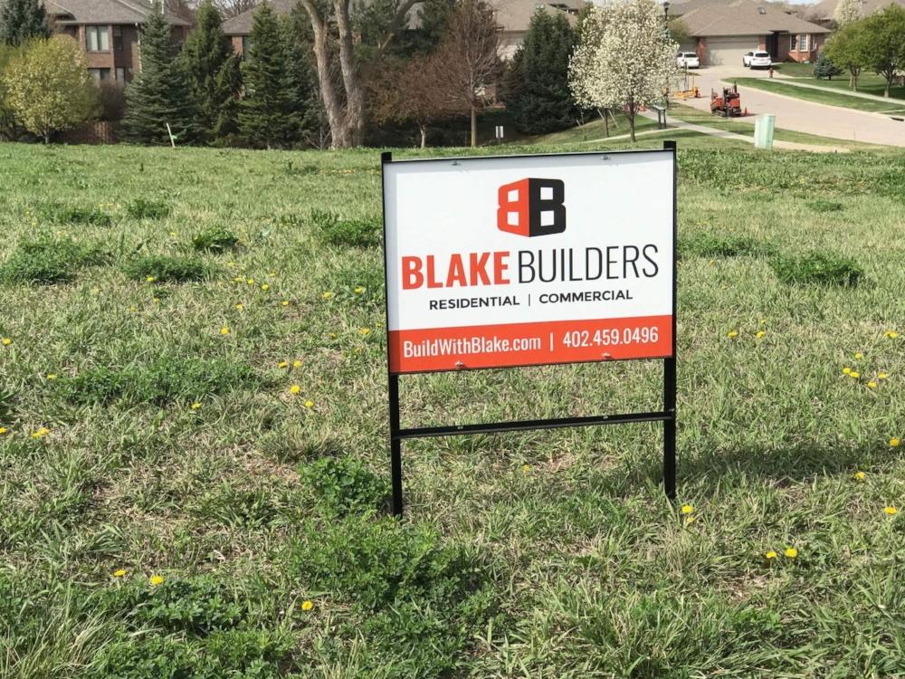 Branding + Yard Signs