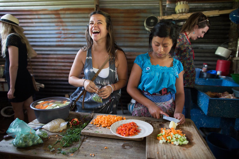 Kaleena Cano Maya Traditions Thread Caravan by Karim Iliya