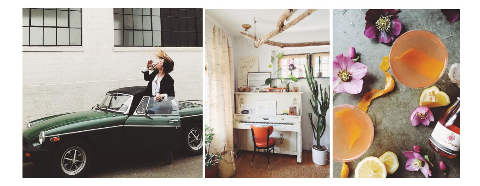 Emily Katz roadtrip photo collage