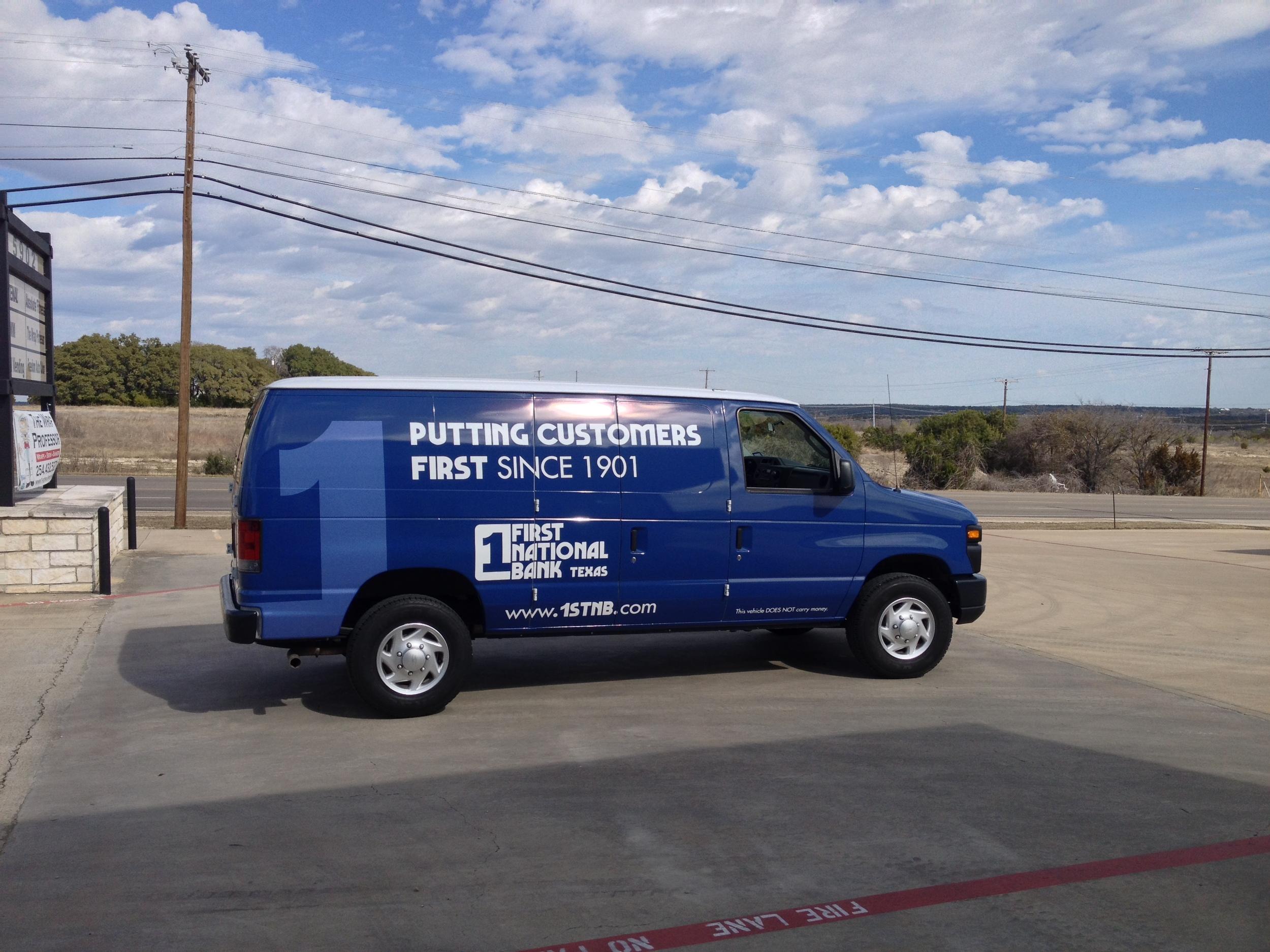 Ford Van - Full Wrap