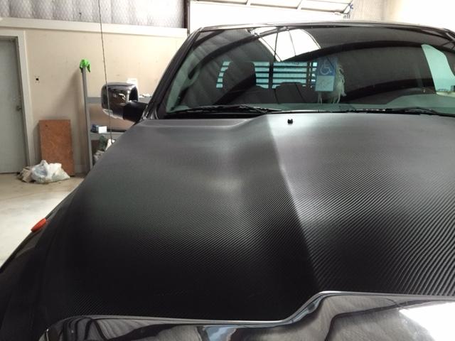 Dodge Ram - Partial Wrap