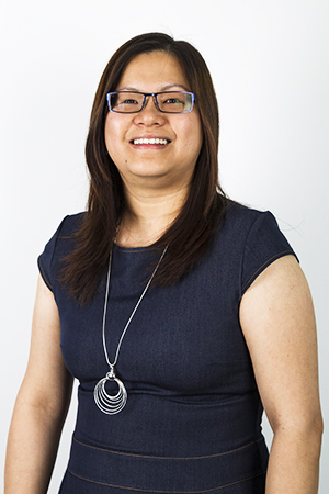 Yvonne Tan - Finance Manager