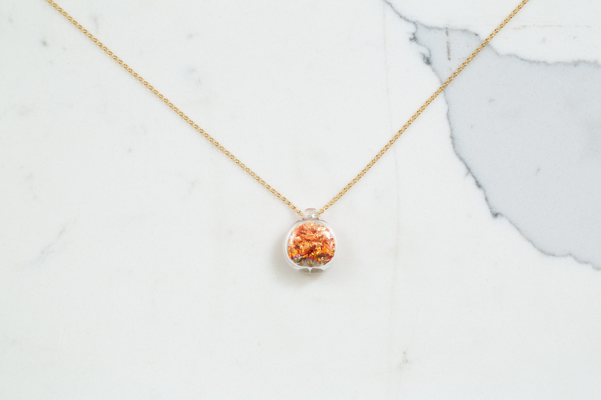 Copper Leaf (Gold Fill)