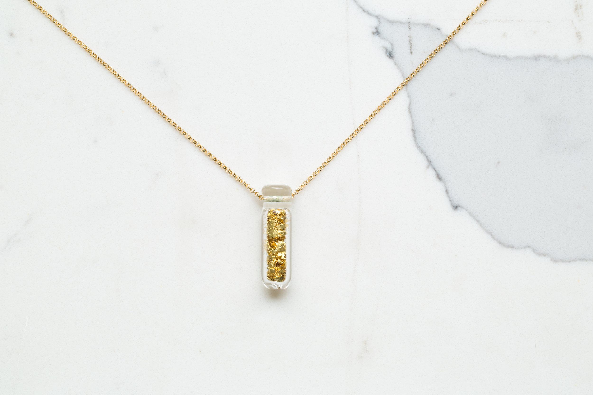 Gold Leaf (Gold Fill)
