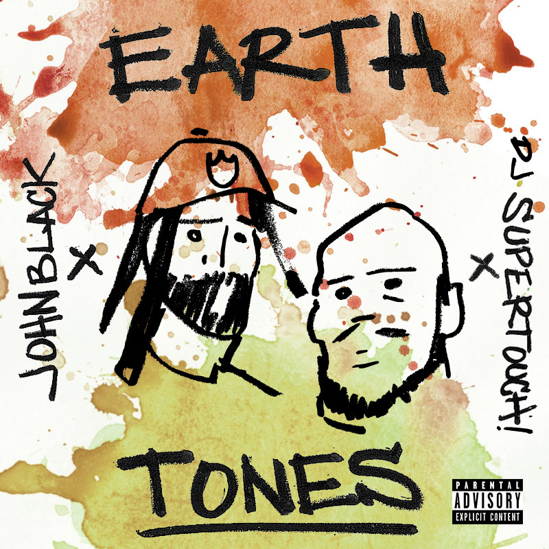"""SuperTouch """"Earth Tones"""""""