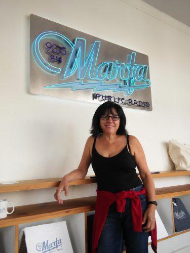 Tish at Marfa Public Radio.