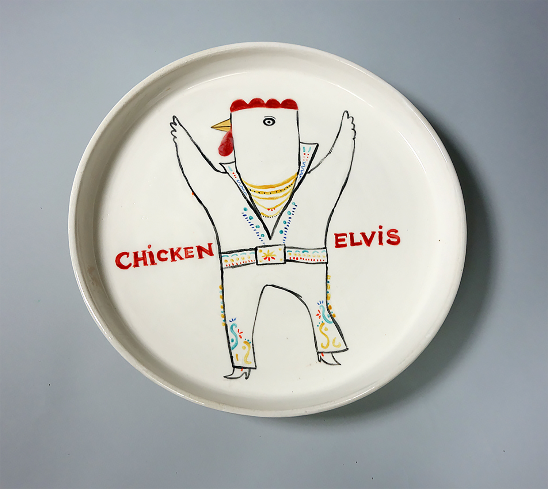 chicken Elvis platter.jpg