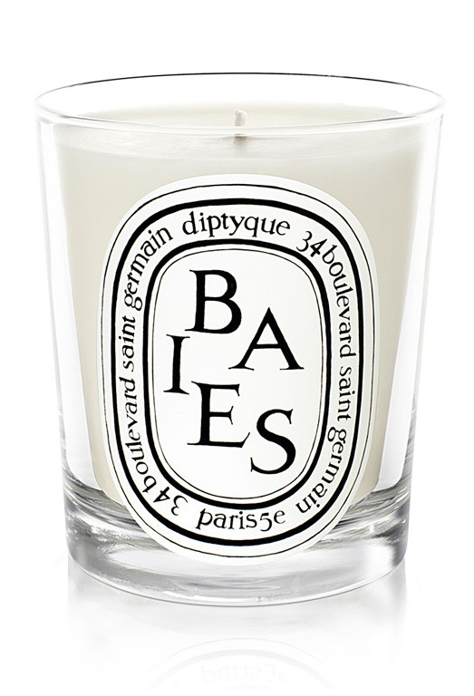 Diptyque's Baies Scented Candle