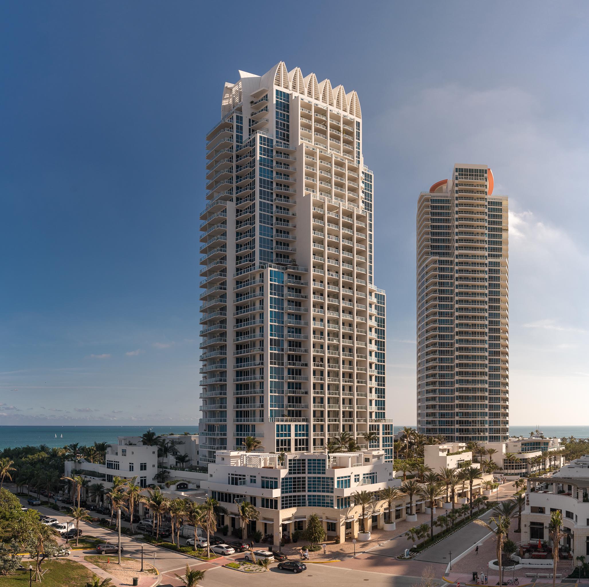 The Continuum North Tower: Miami Beach, FL
