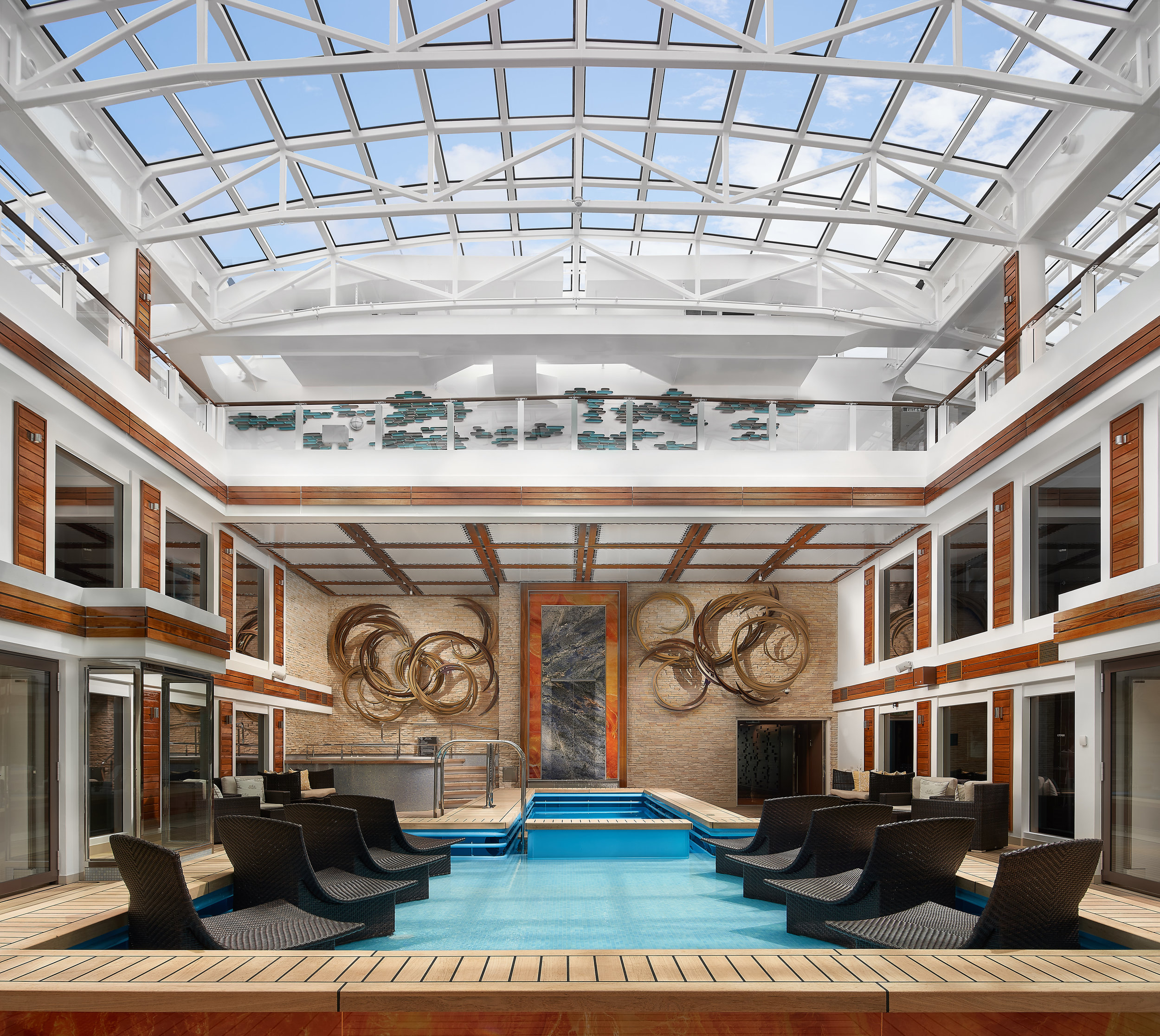 Haven Lounge: Norwegian Bliss