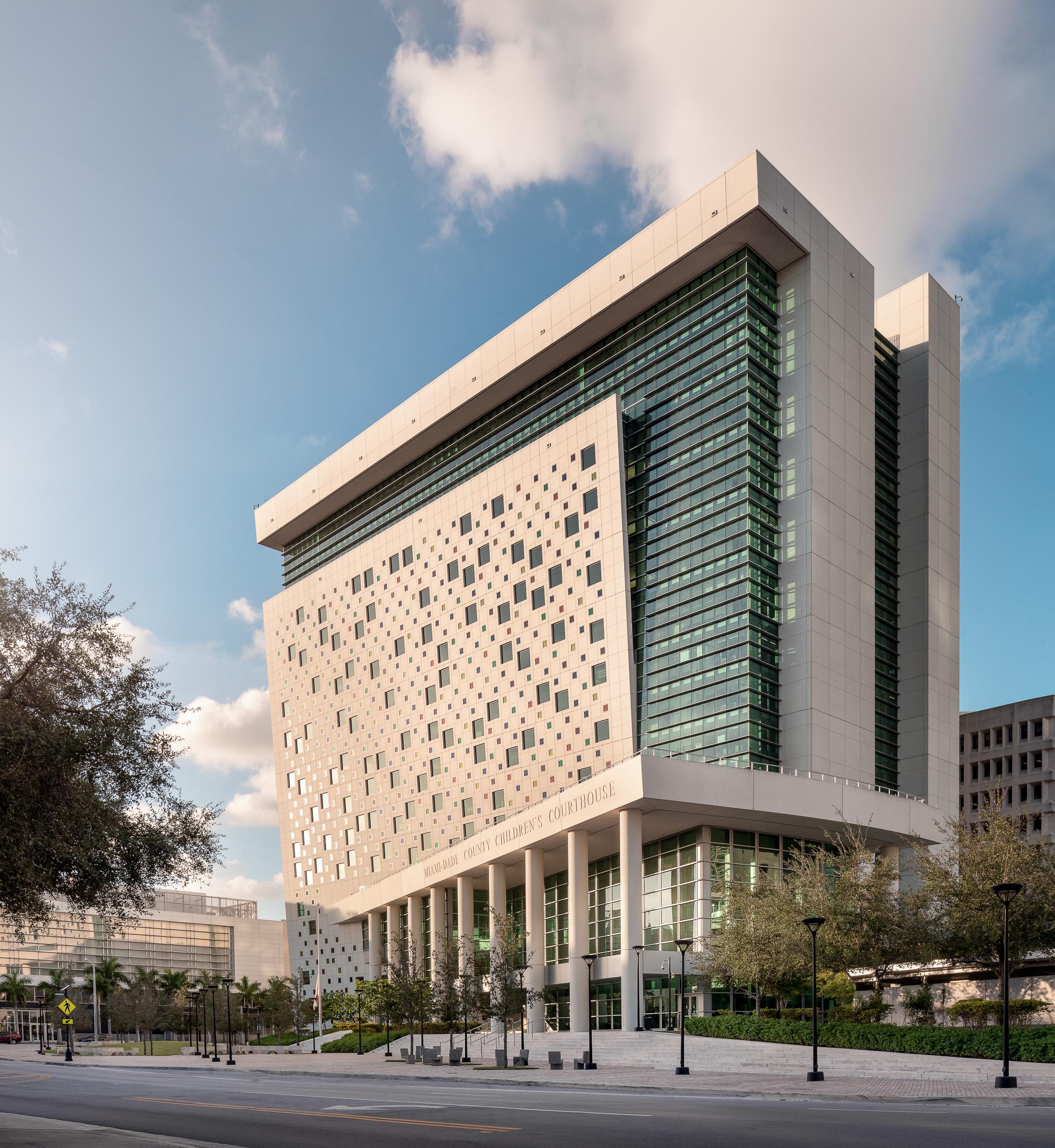 Miami-Dade Children's Courthouse: Miami, FL