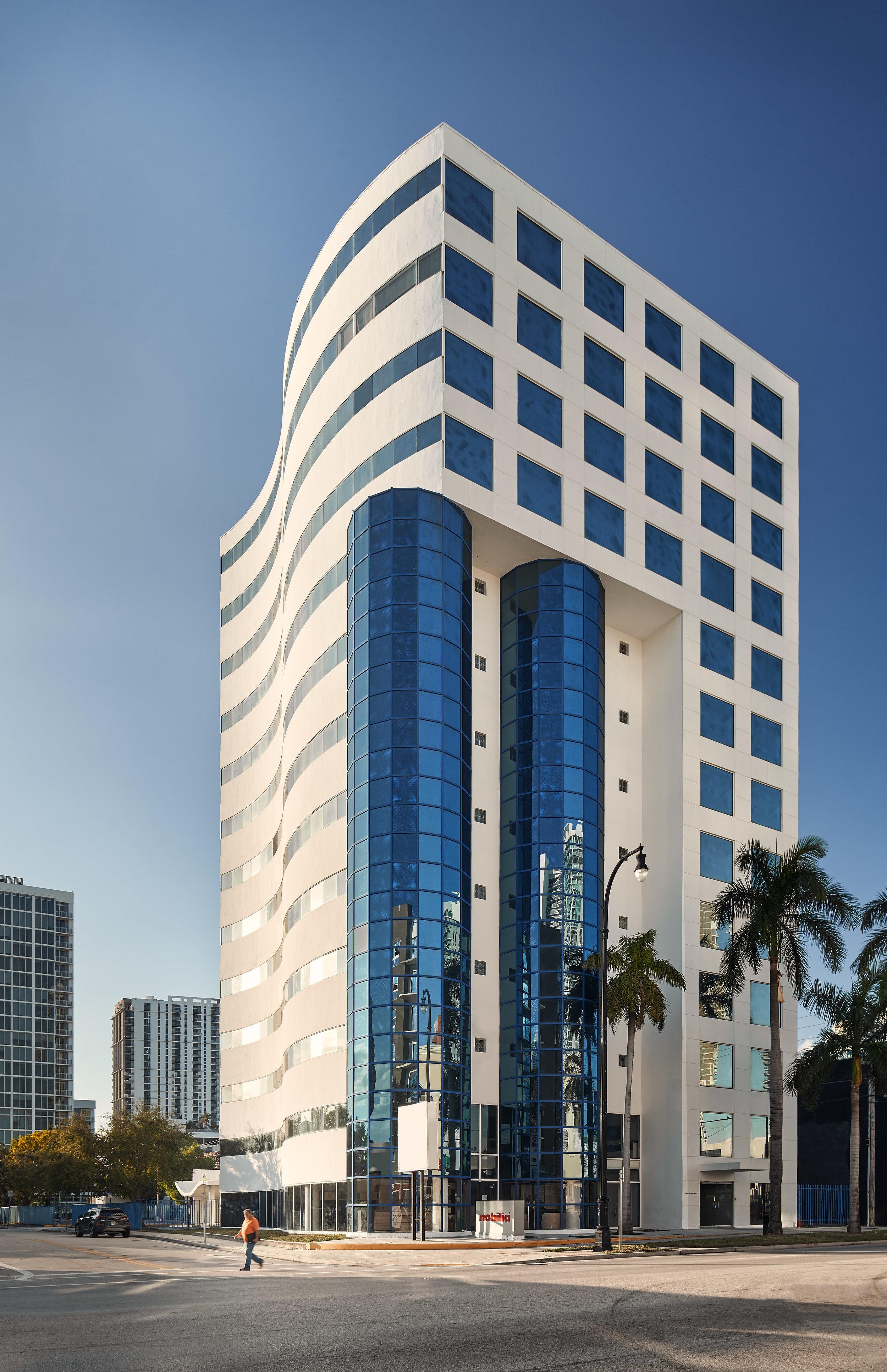 The Old Miami New Times HQ: Miami, FL
