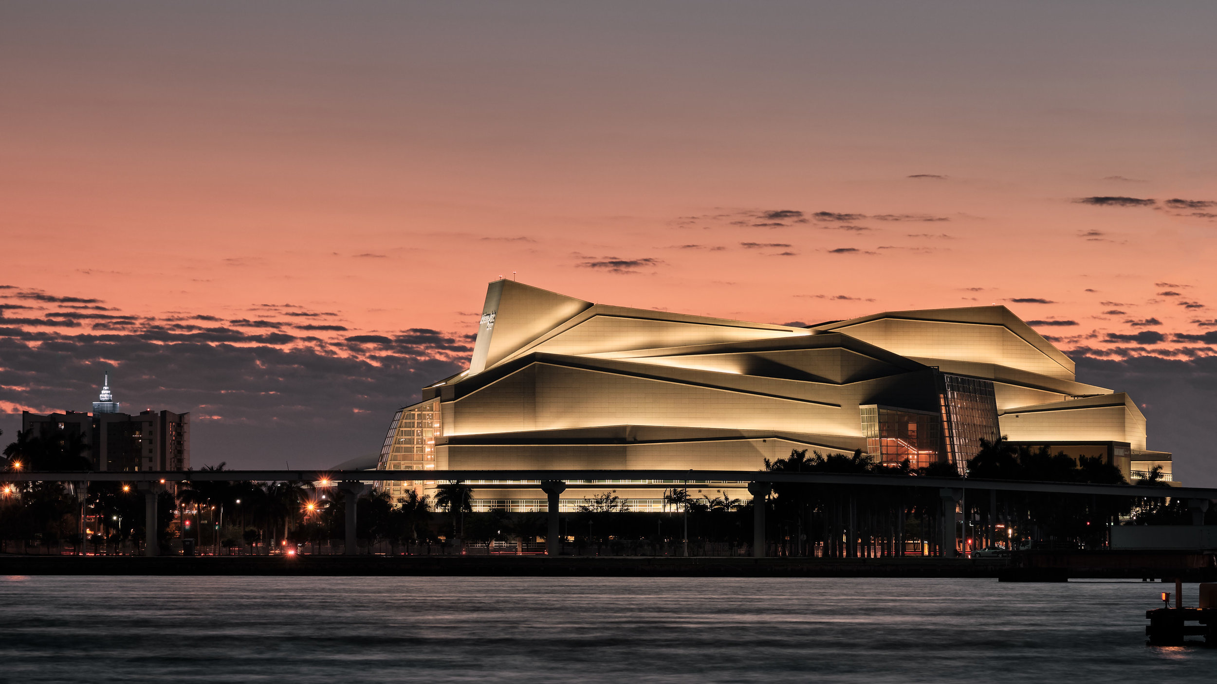 The Adrienne Arsht Center for Performing Arts: Miami, FL