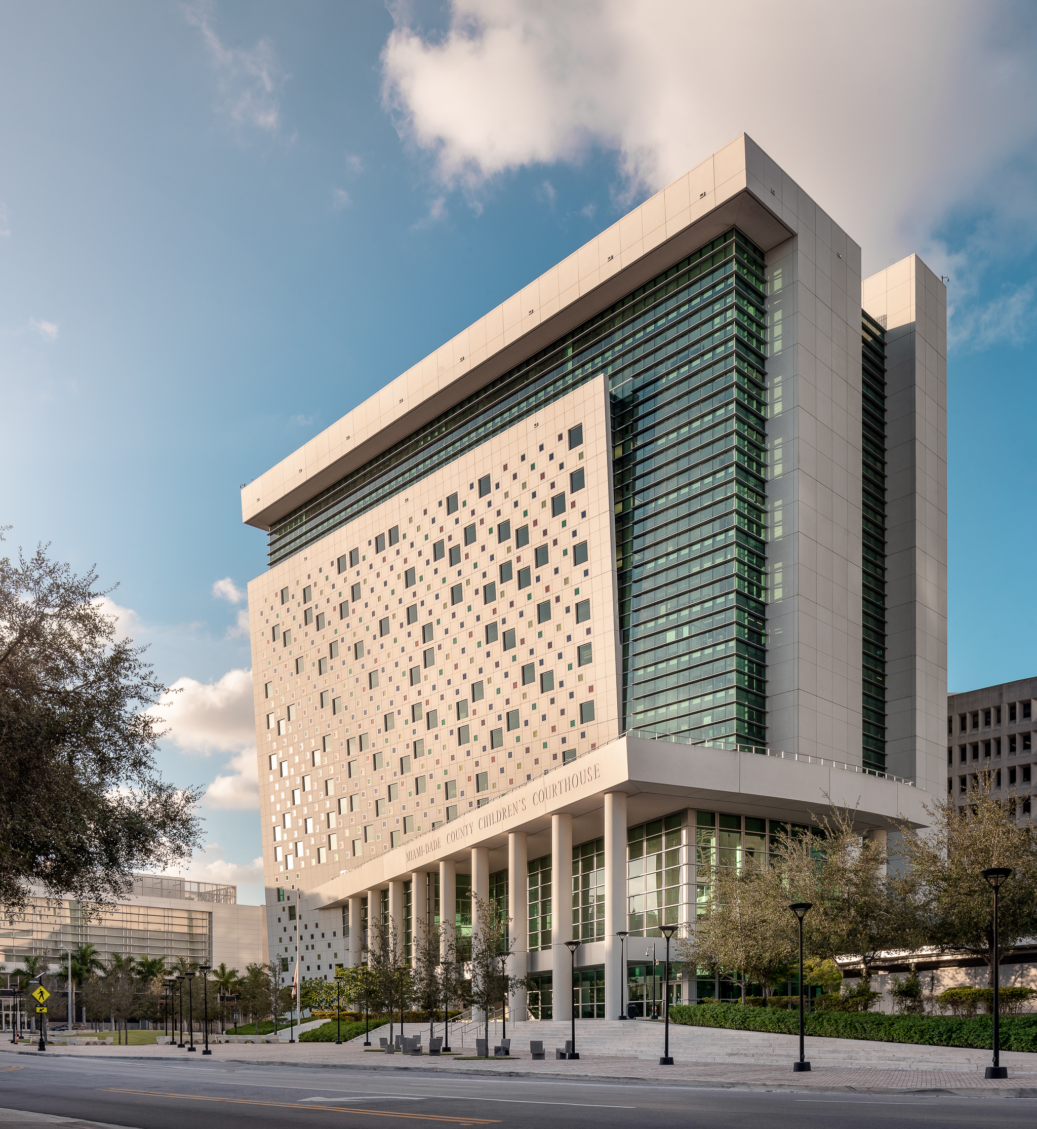 Miami-Dade County Children's Courthouse