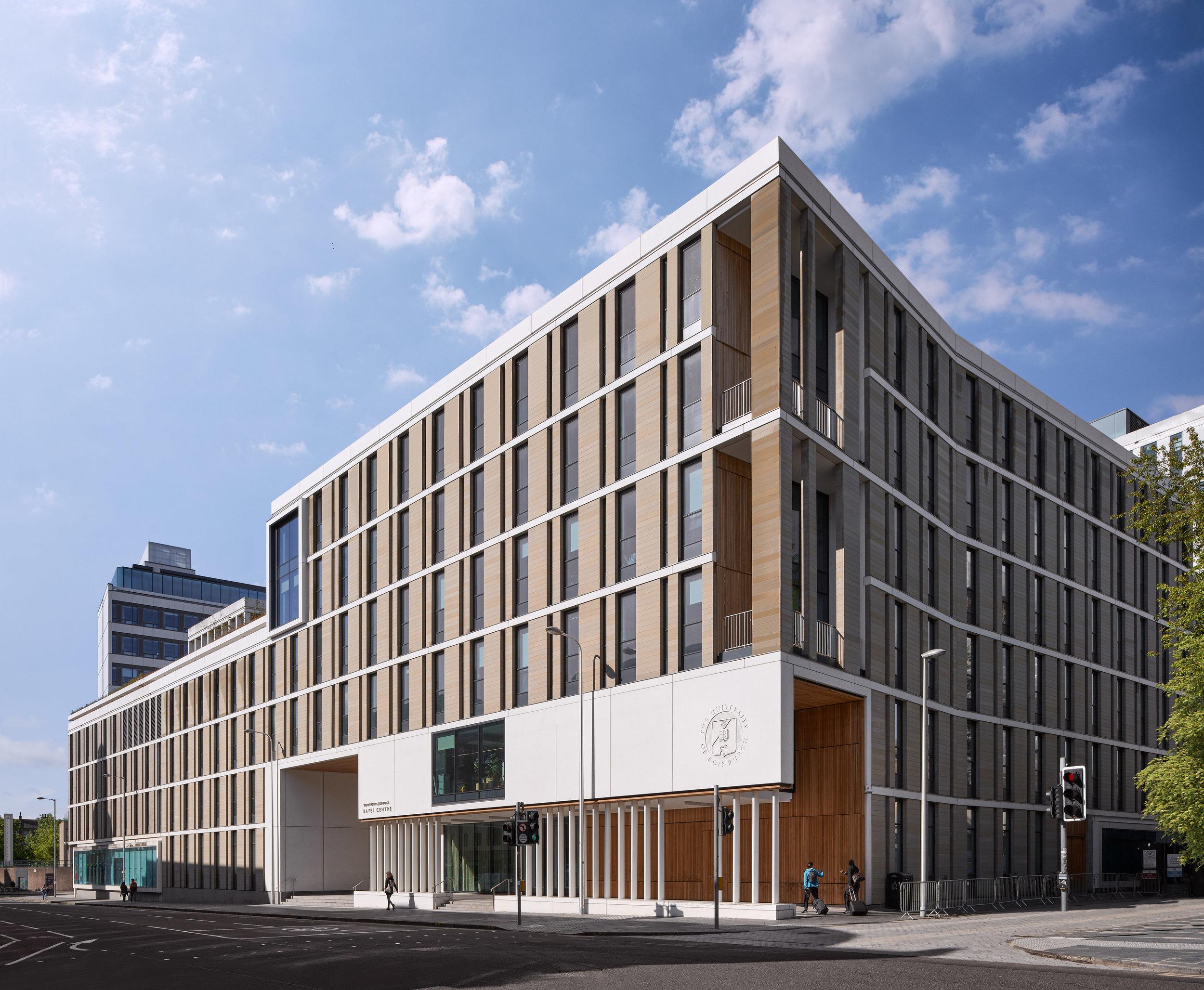 University of Edinburgh Bayes Centre: United Kingdom