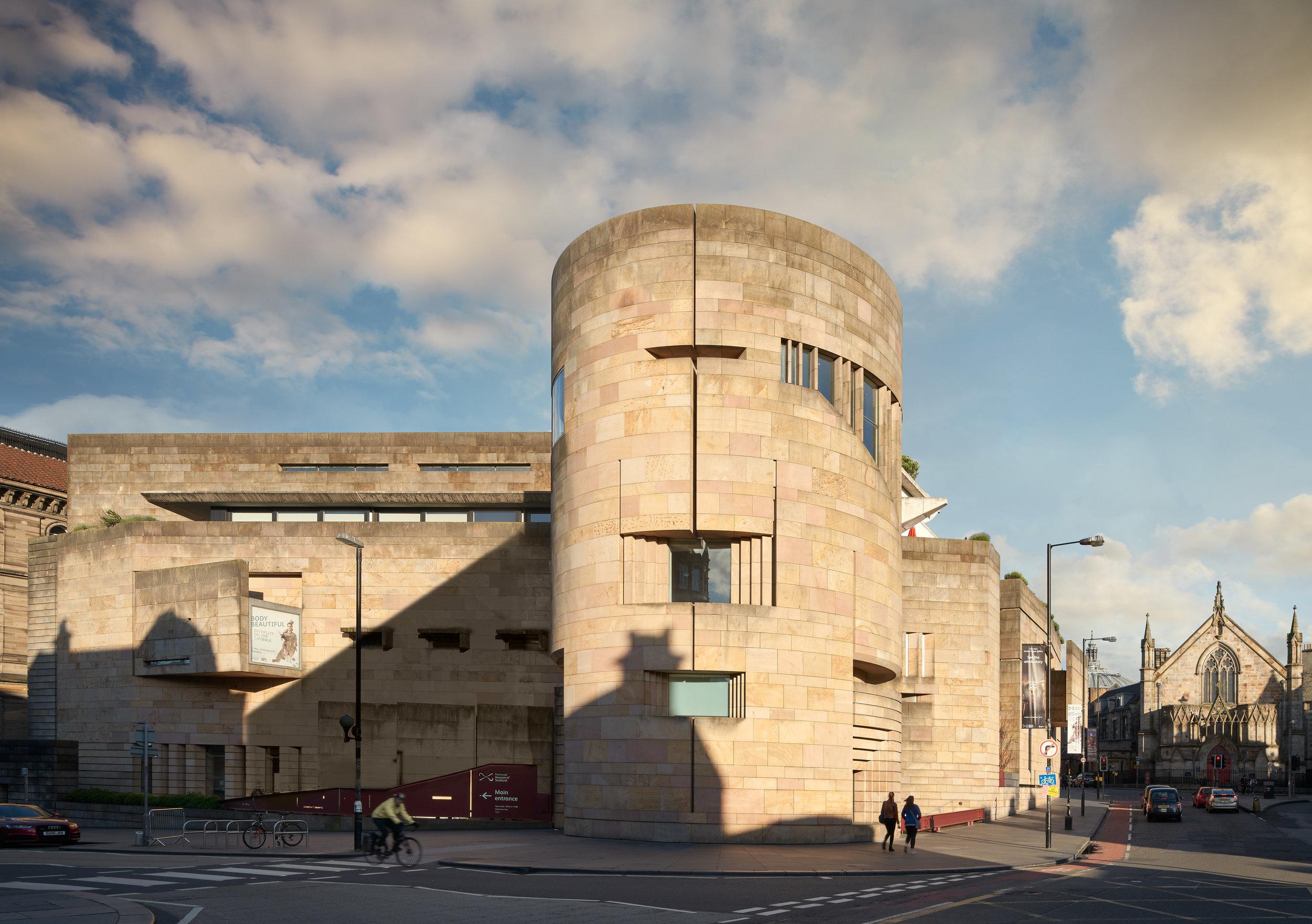 National Museum of Scotland: Edinburgh, U.K.