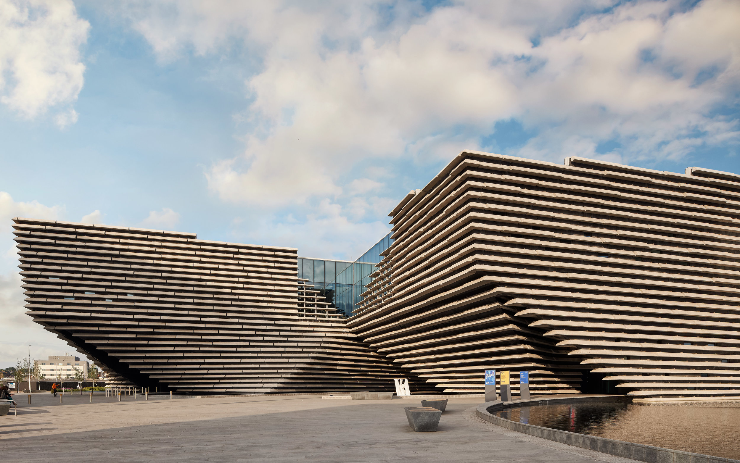 V & A Museum of Design: Dundee, U.K.