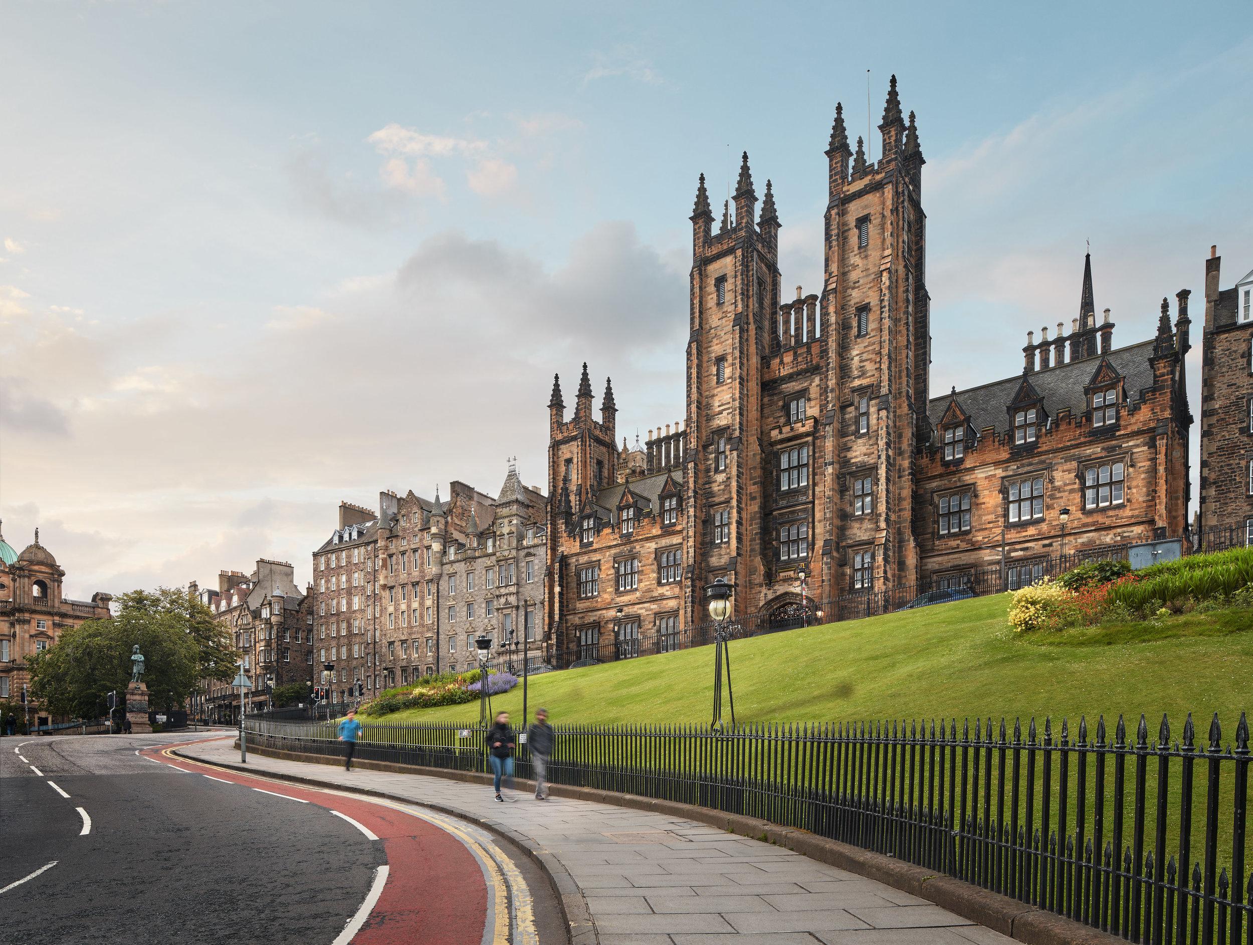 University of Edinburgh School of Religious Studies: Edinburgh U.K.