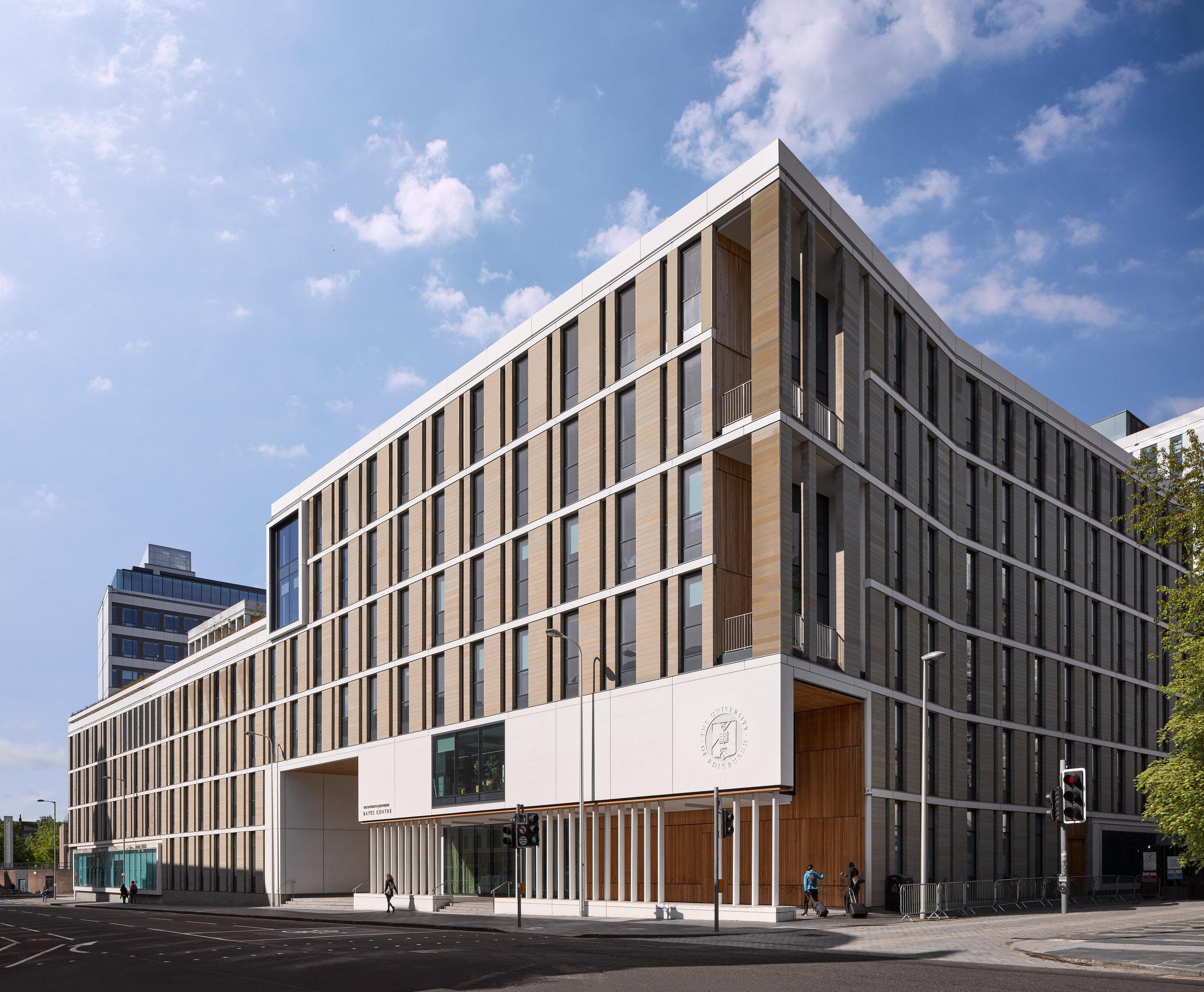 The Bays Centre at the University of Edinburgh: Edinburgh U.K.
