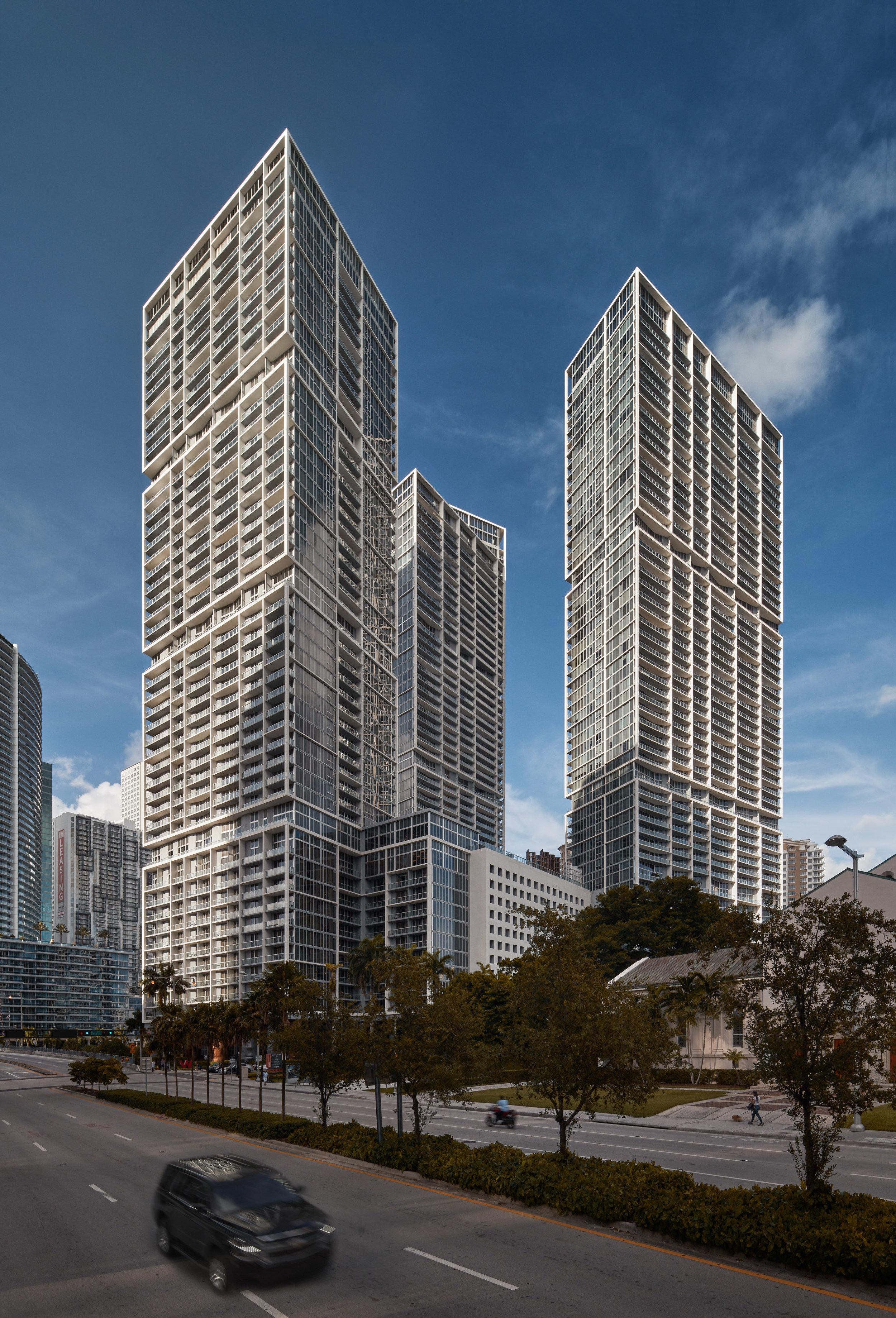The Icon Brickell: Miami, FL