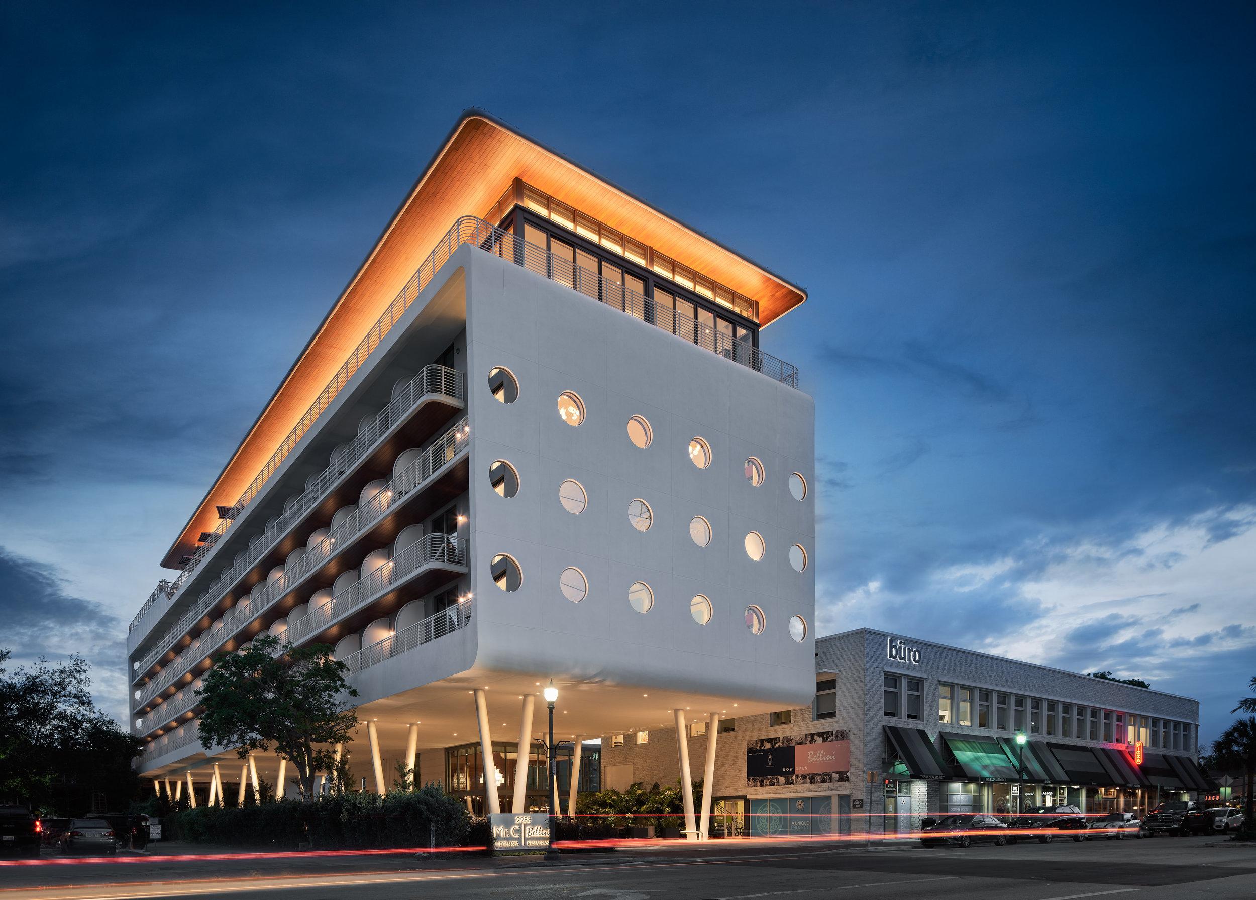 Mr. C Hotel: Coconut Grove, FL
