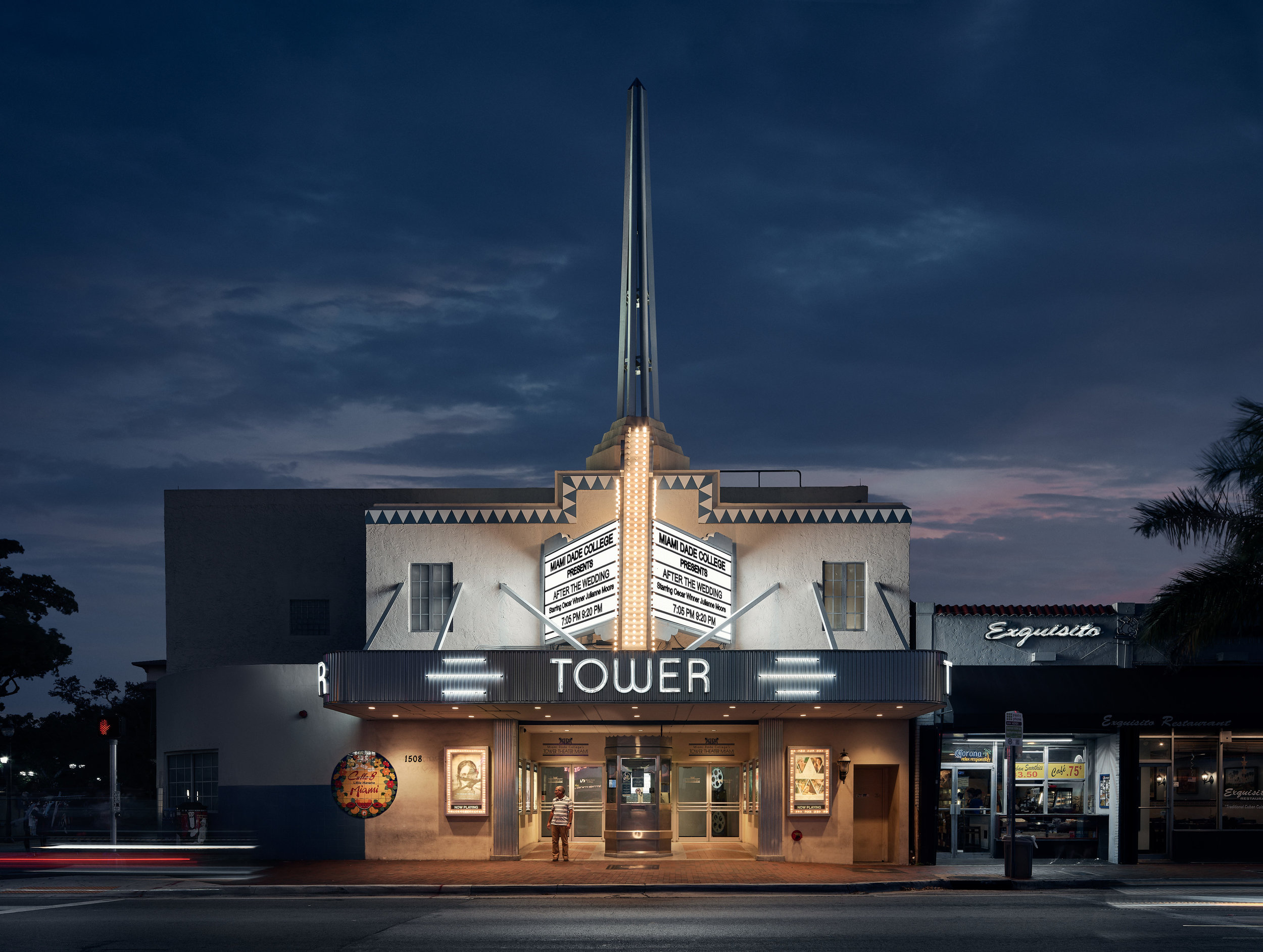 Tower Theater: Miami, FL