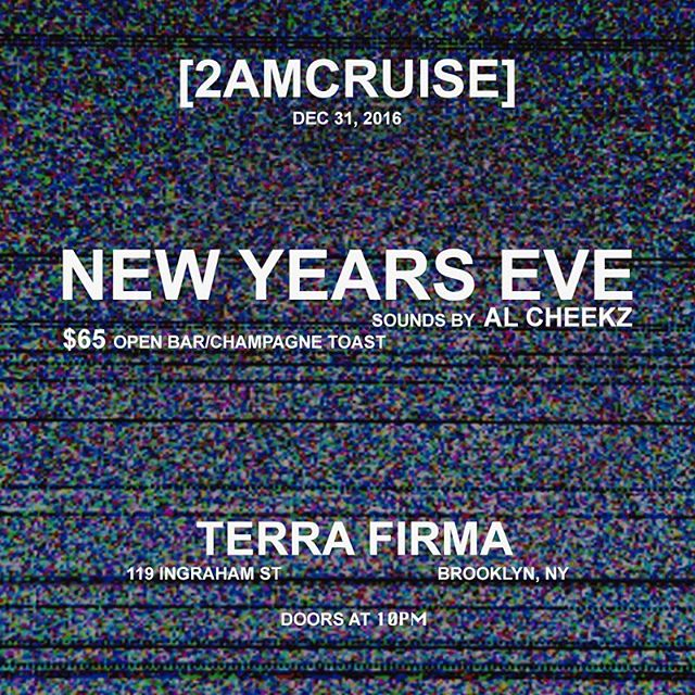 It's going down!! NEW YEARS EVE OPEN BAR ALL NIGHT!!! Only $65!!! Link in bio do not wait you will not get in!!