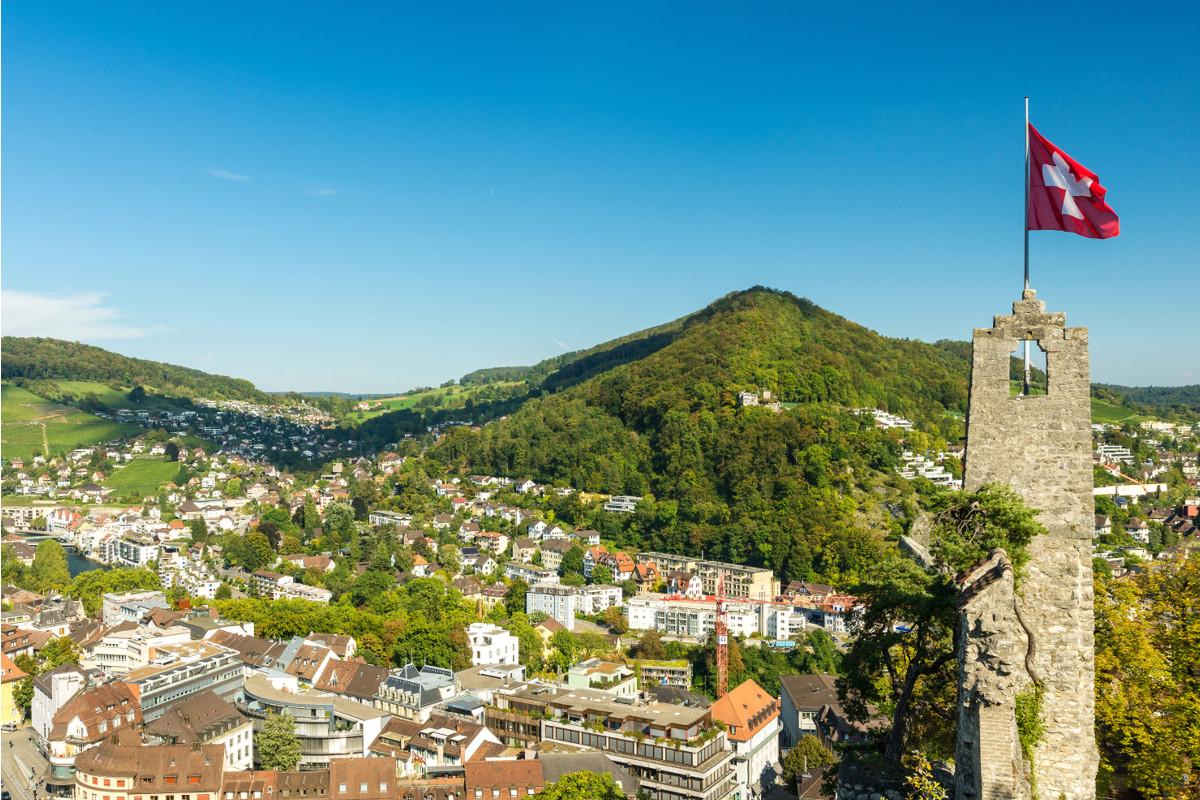 Burgruine Stein /Baden