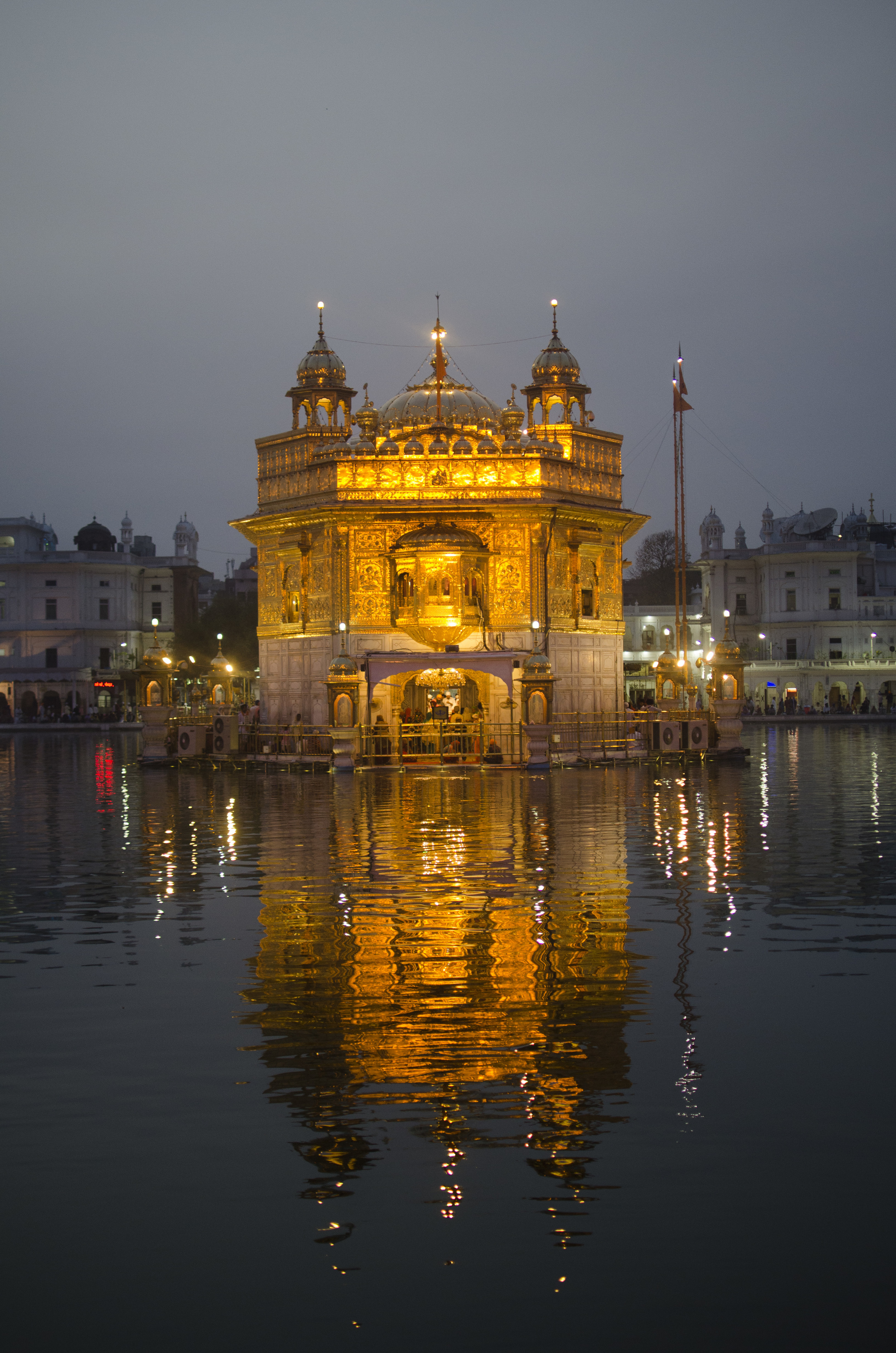 SO WE GO - Golden Temple