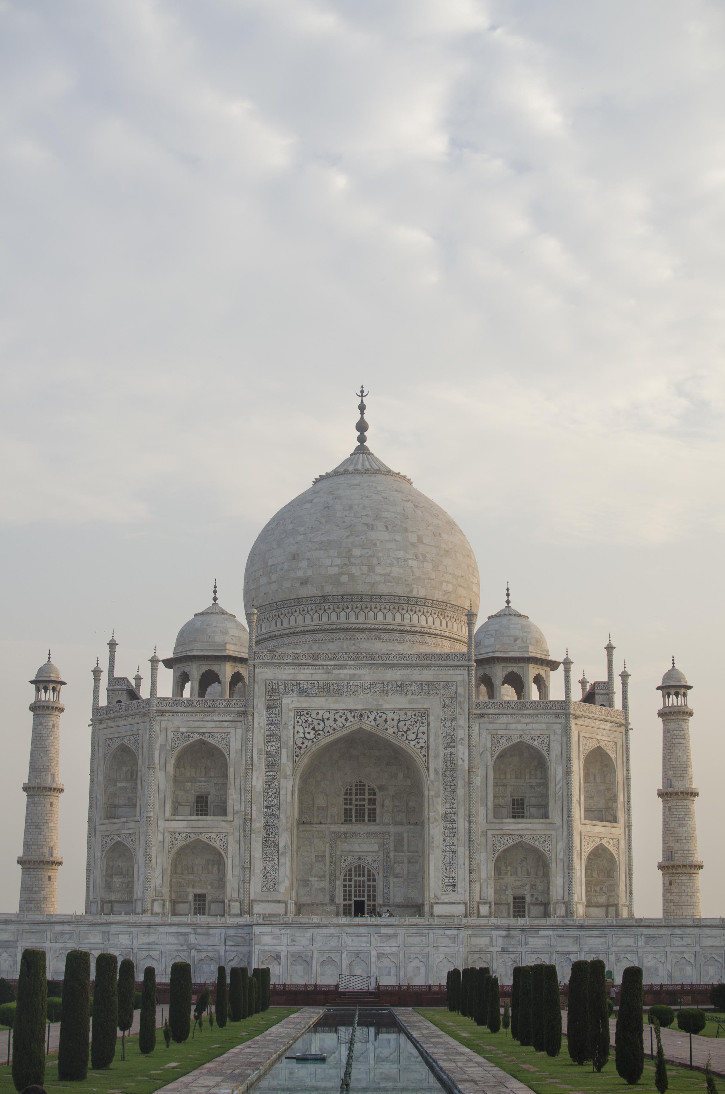 SO WE GO- Taj Mahal