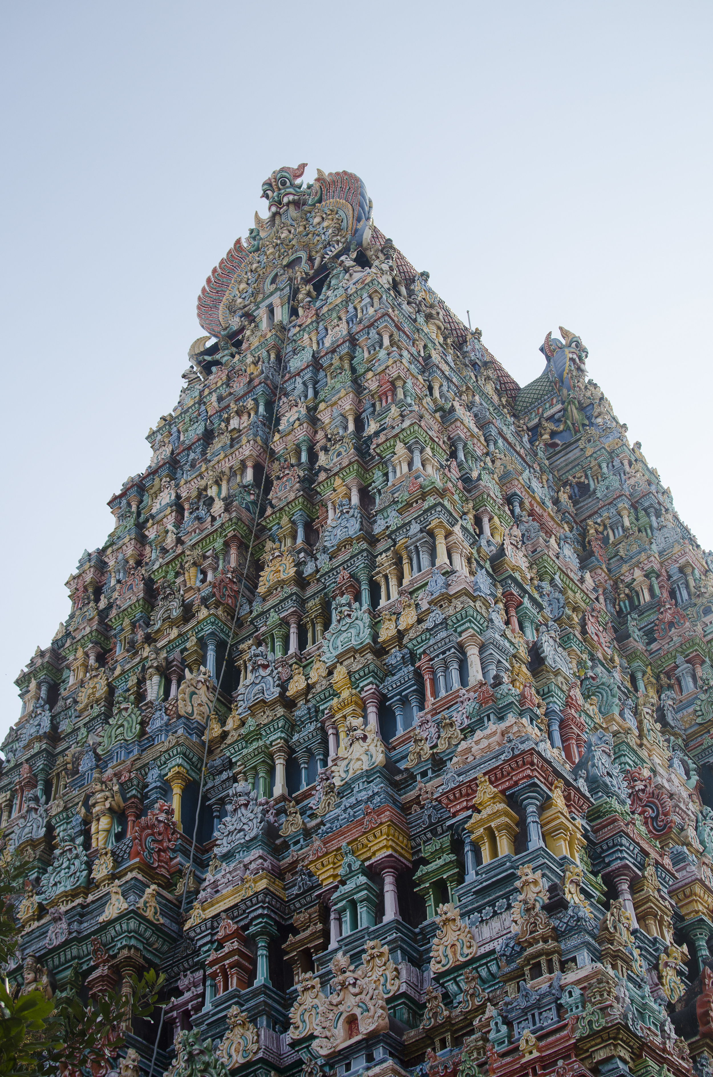So we go - Madurai