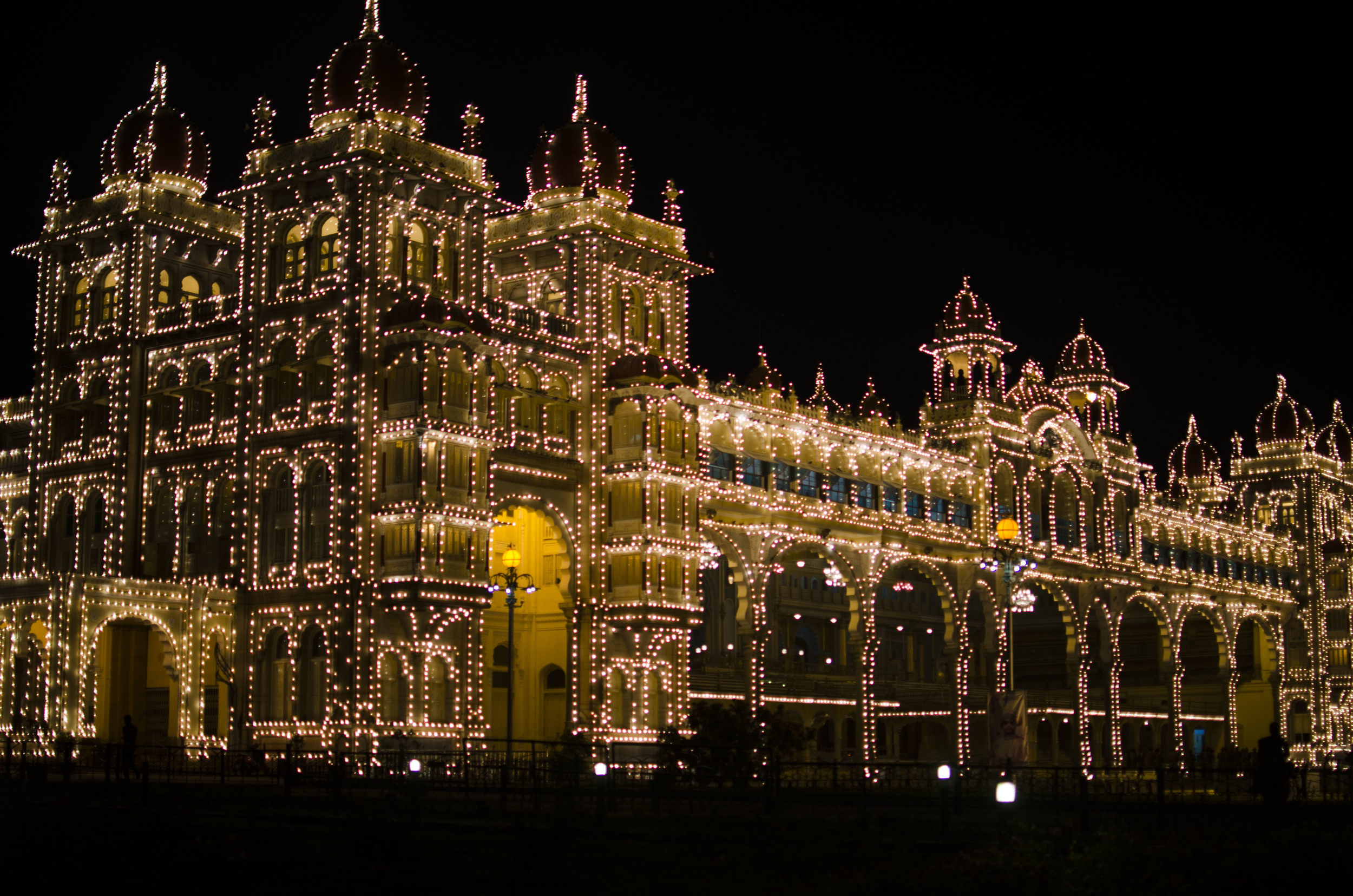so we go- mysore