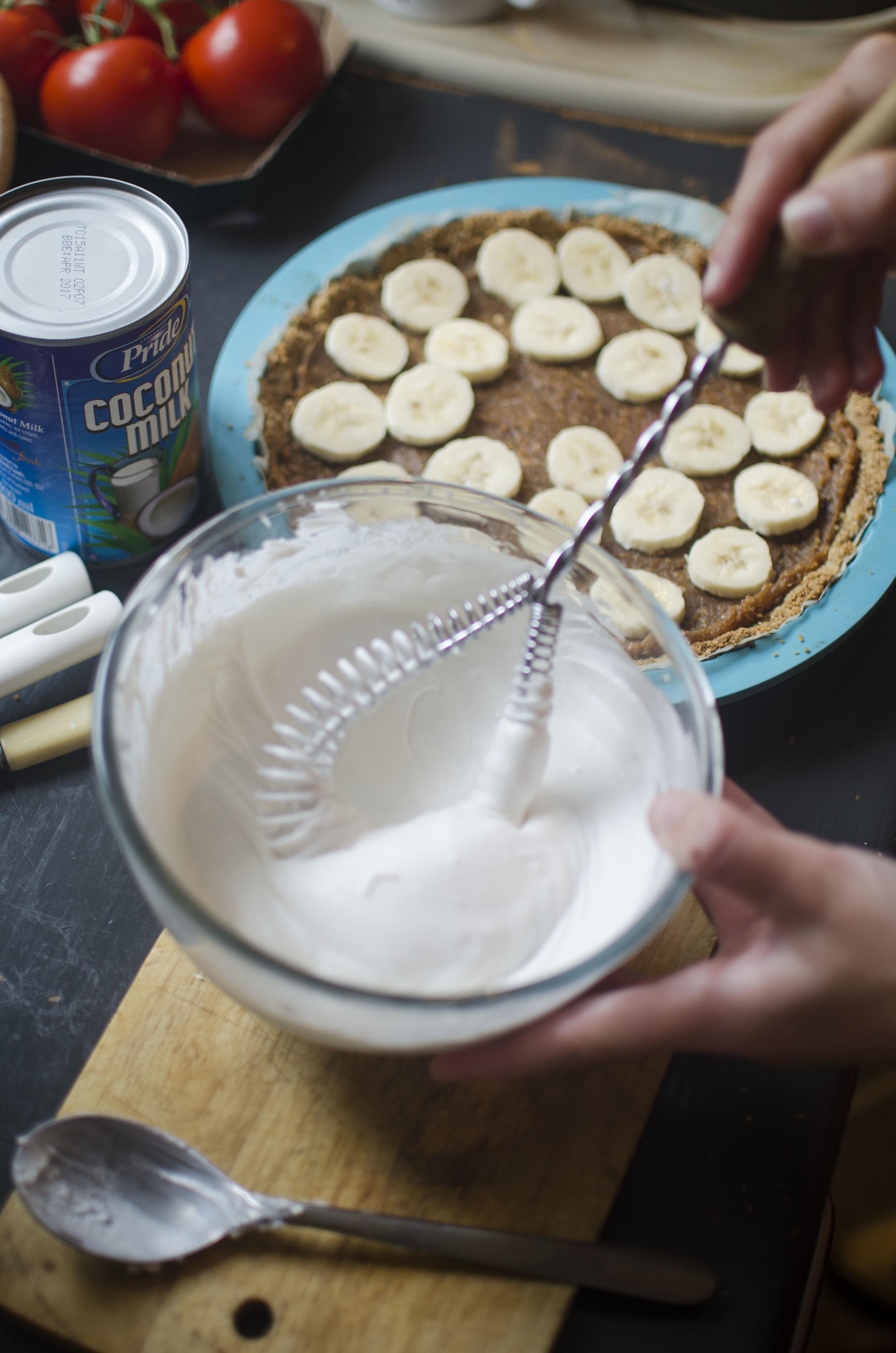 Nourishing Banoffee Pie (Gluten & Sugar Free)