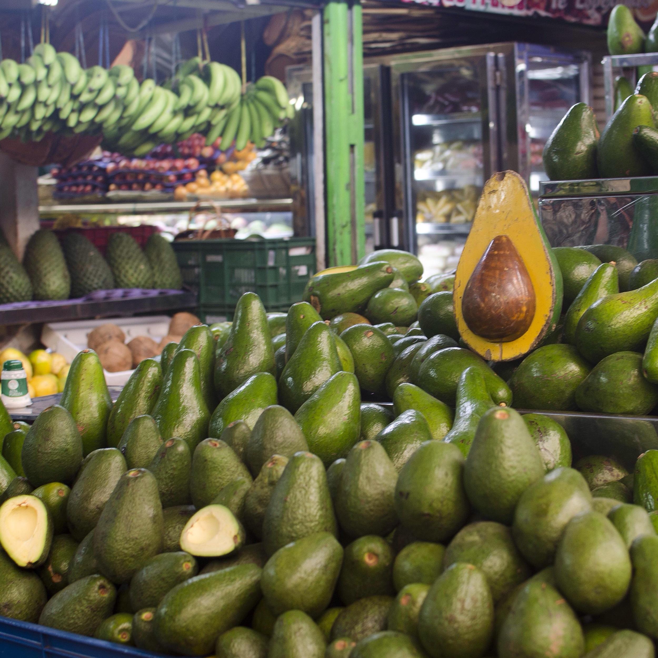 True avocado heaven!