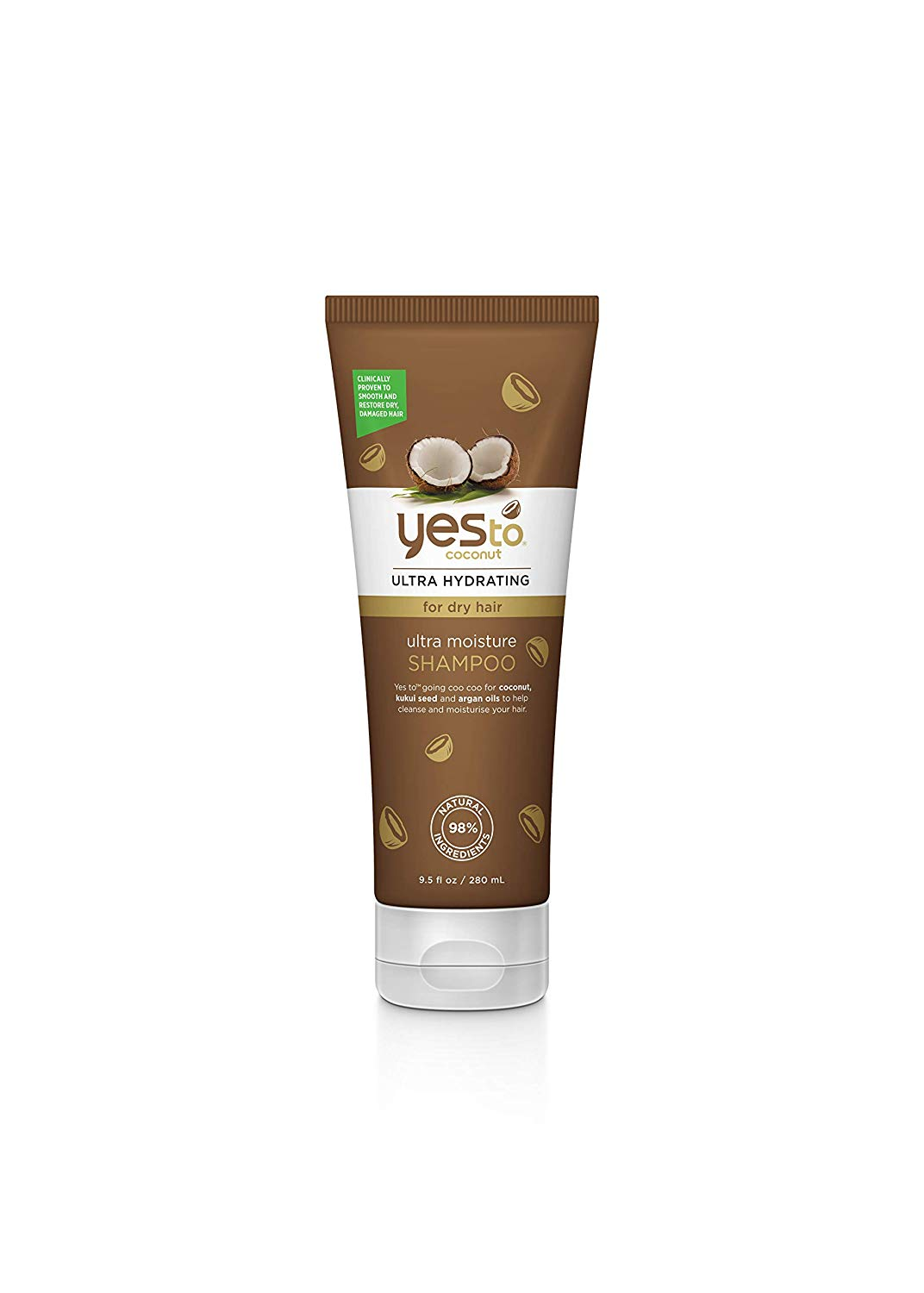 YES TO COCONUT SHAMPOO