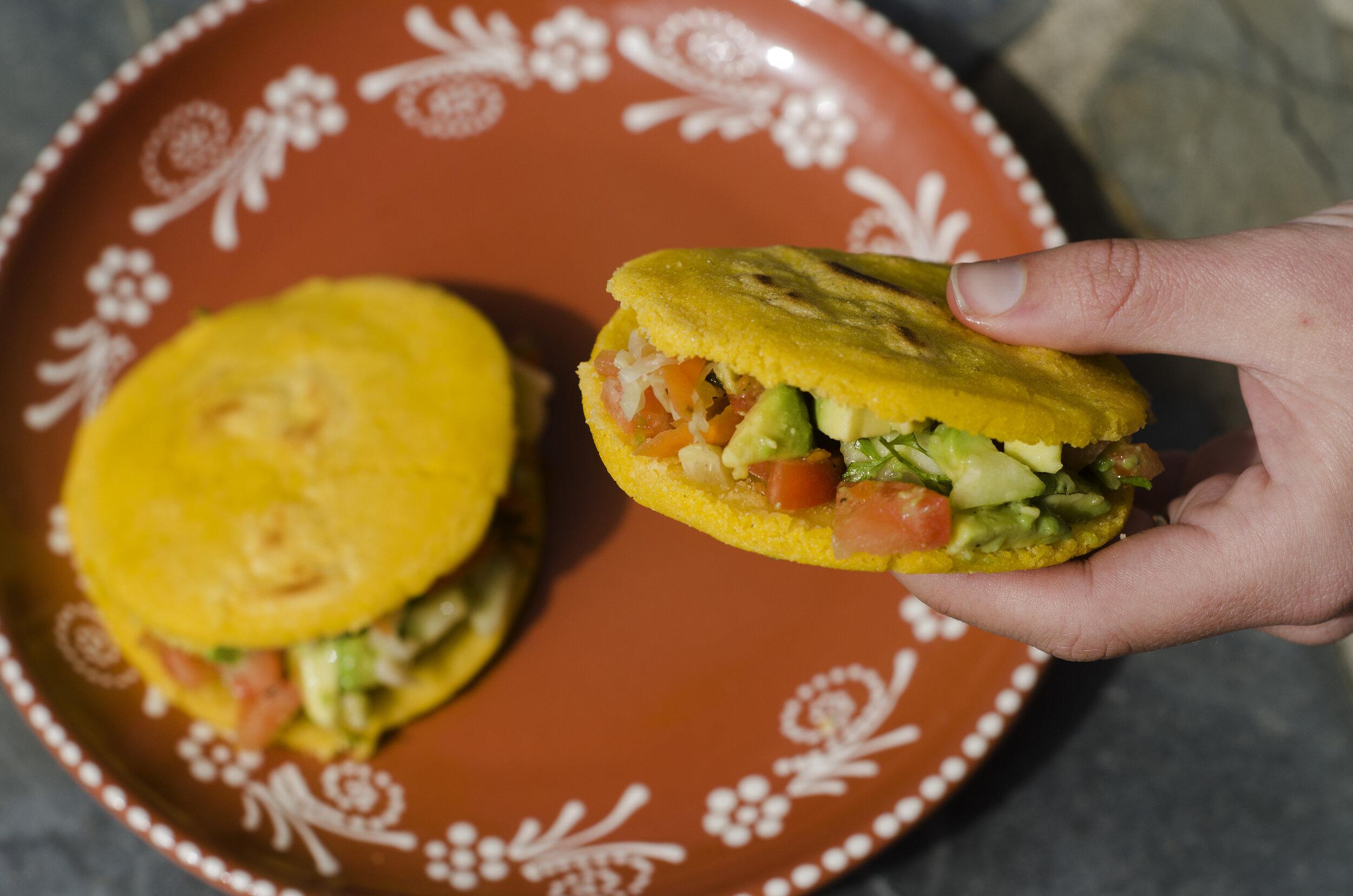 How To Make Arepas Putumayo Kitchen