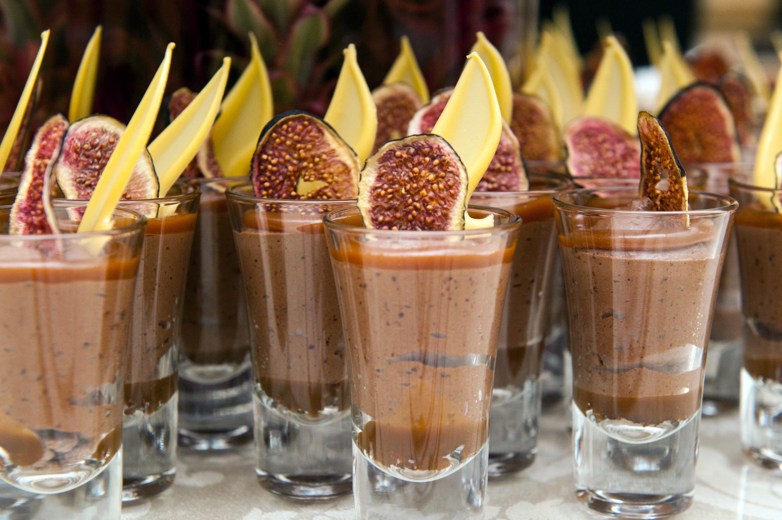 Mini puddings