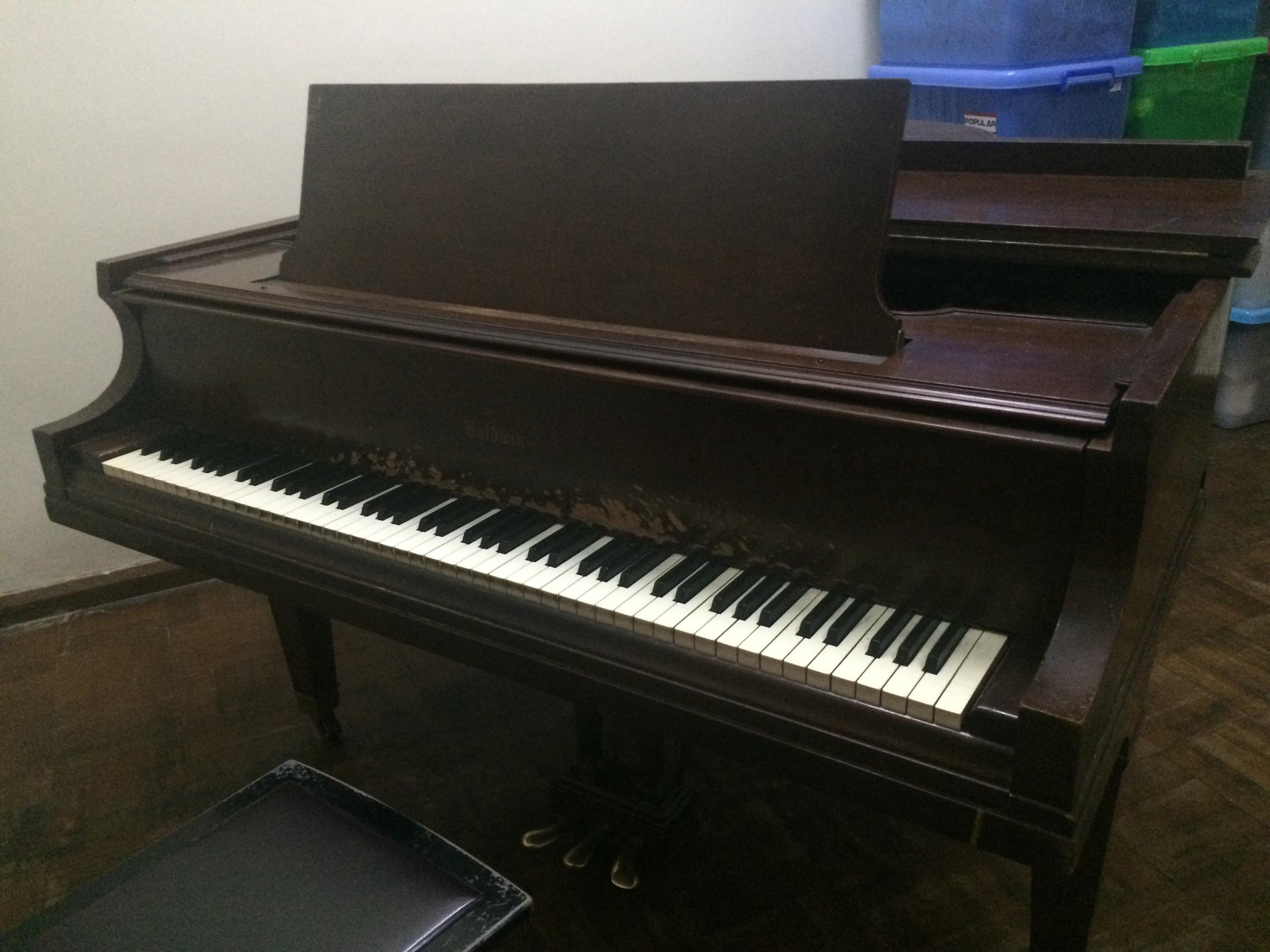 Joseph Smith's Piano