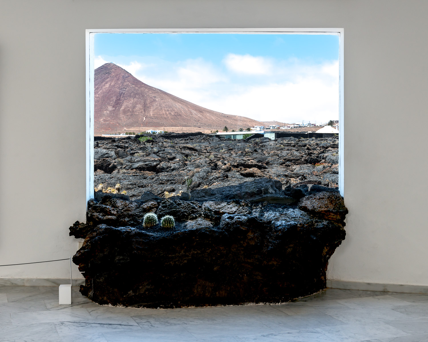 Taro de Tachiche (1968), the home of Cesar Manrique, Lanzarote