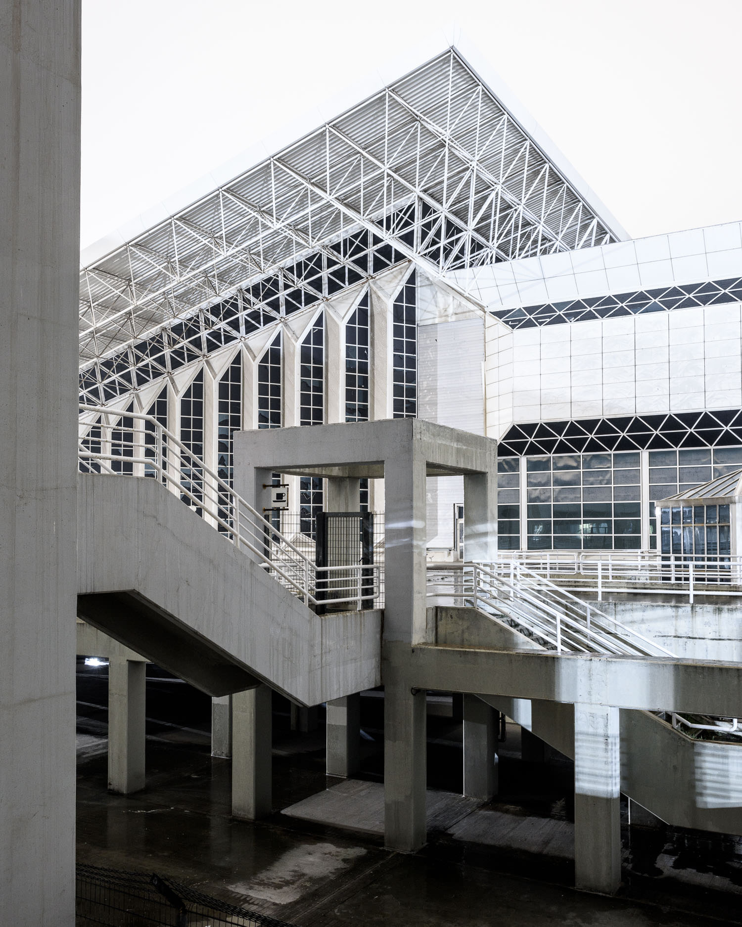 Olympic Indoor Hall, Athens Olympic Sports Complex (partially in use)