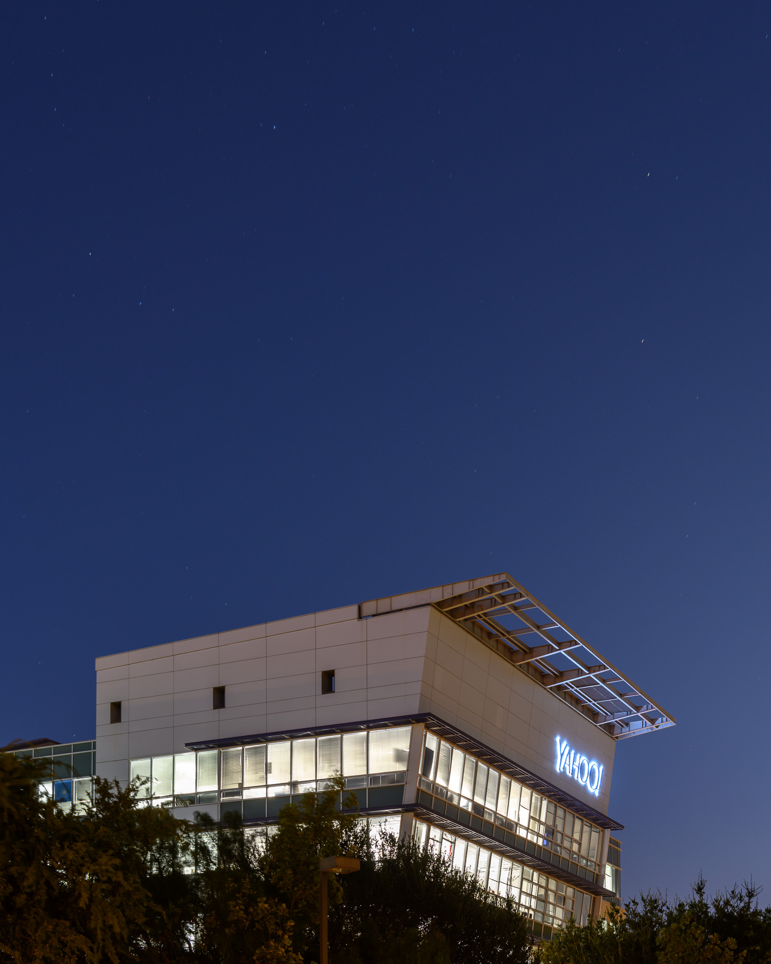 Yahoo! headquarters, Sunnyvale