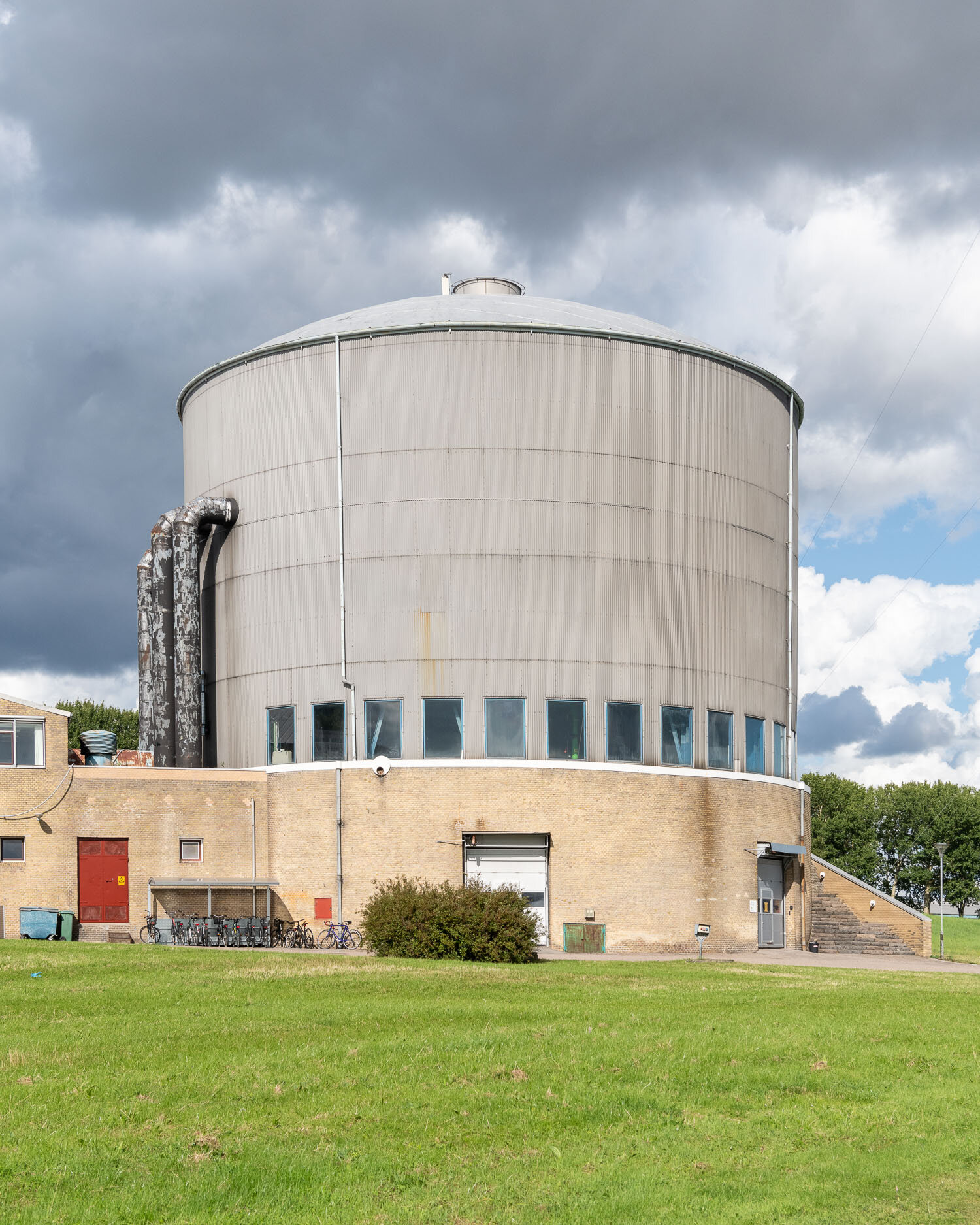 Dansk Reactor 2, built in 1958 and closed in 1975