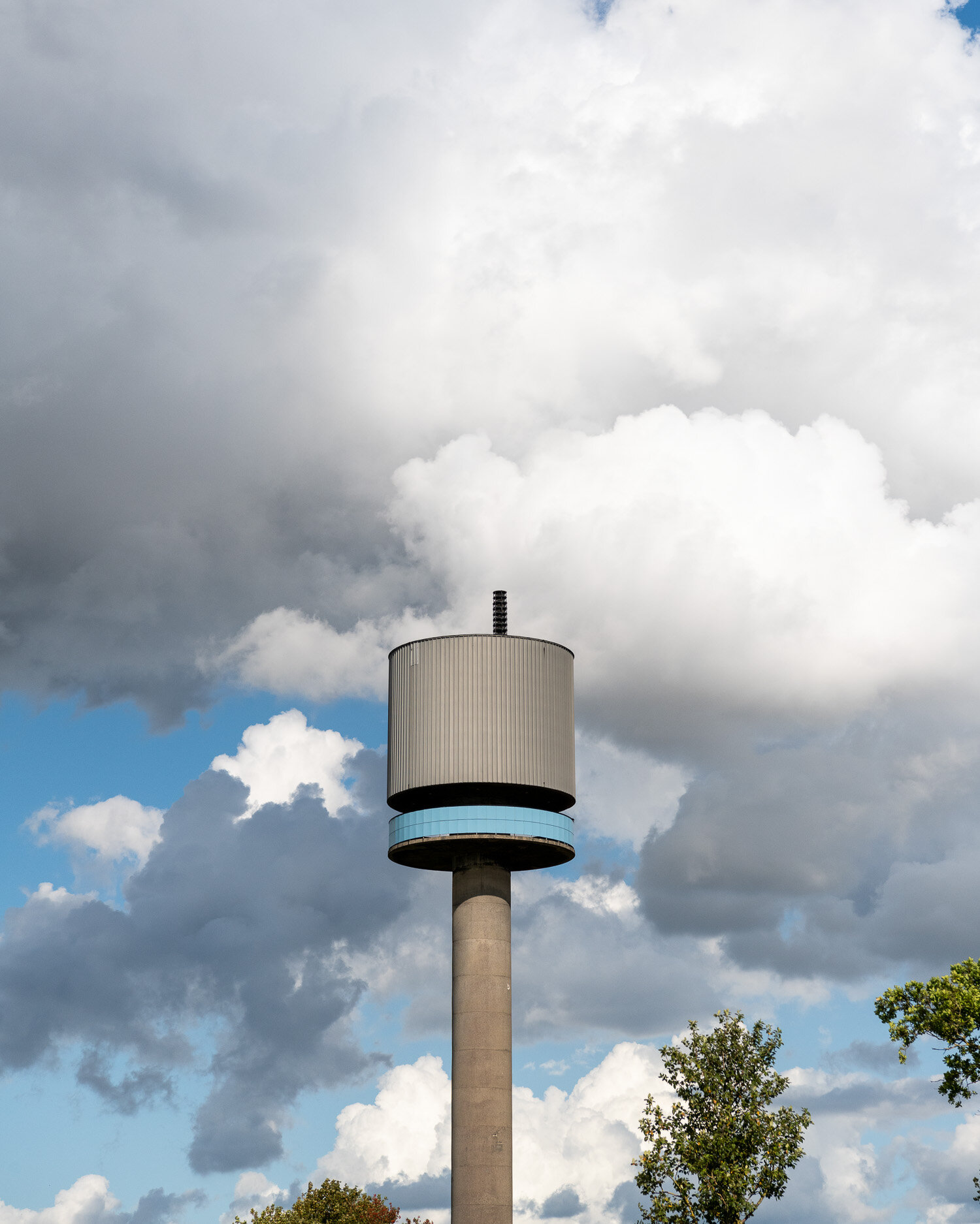 Water tower at Risø