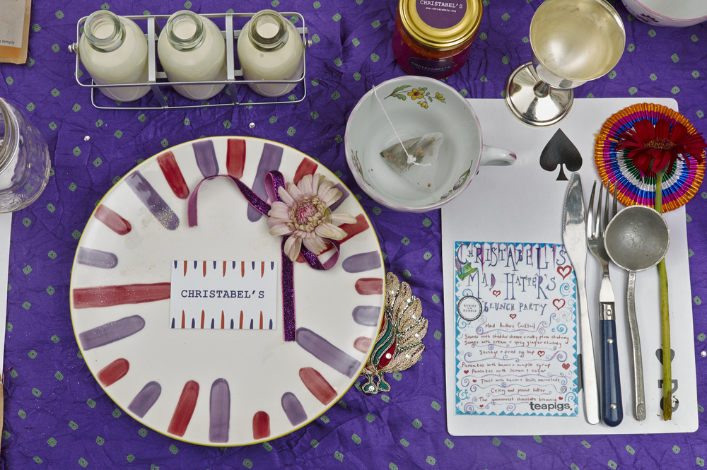 Mad Hatters Table