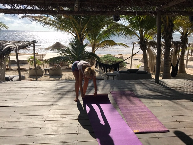 Yoga at Nomade