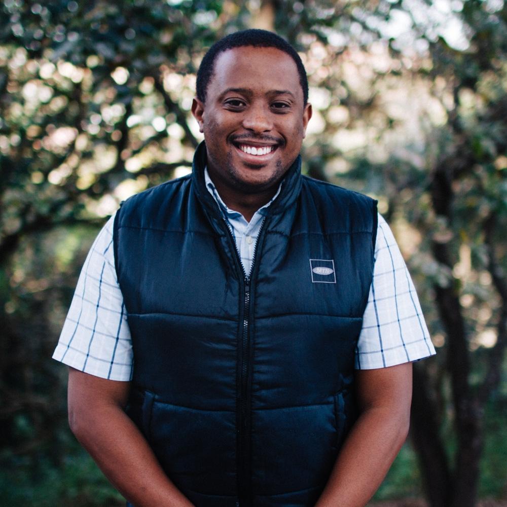Thula Mbambo  Worship Co-ordinator