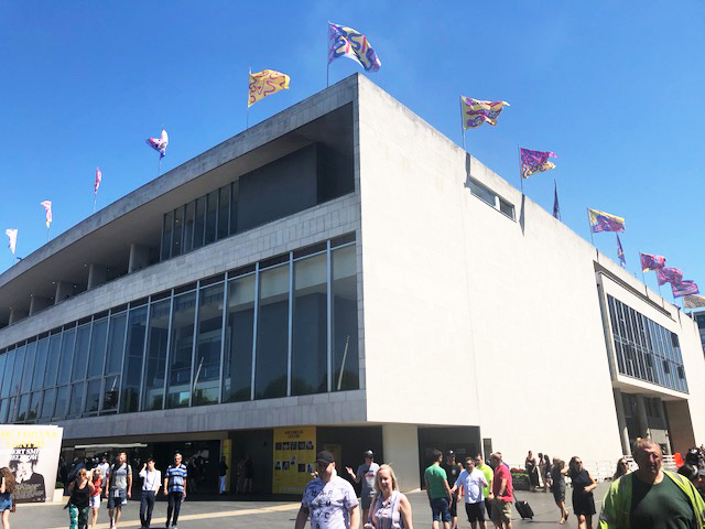 - The Southbank Centre, an amazing place